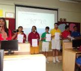 Hour of Code event in KHS School