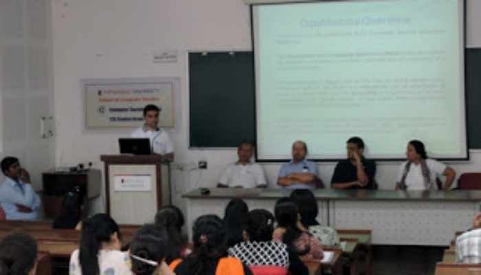 CSpathshala Workshop on Bringing Computational Thinking to Schools in Ahmedabad on 22 October, 2016