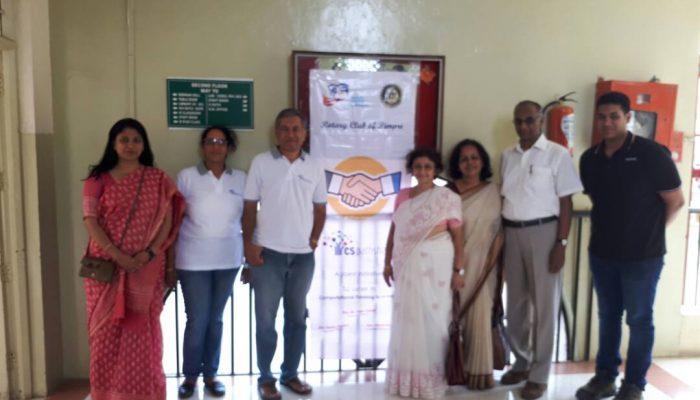 CSpathshala and Rotary Club of Pimpri: Partnership to Bring Computational Thinking to schools