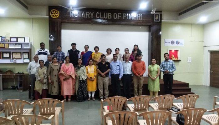 Principal's Meet June 2018