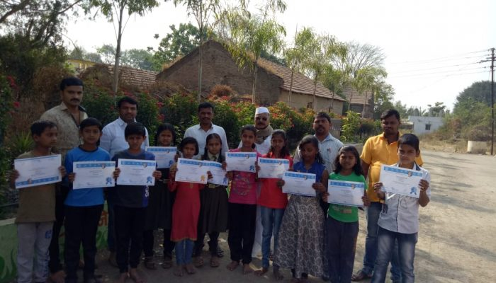 Stories from Government schools, Khed, Maharashtra : 2018 Bebras India Challenge