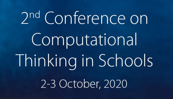 CTiS 2020: Annual Computational Thinking Conference